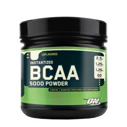 Optimum Nutrition BCAA 5000 Powder, Unflavored - 345 g