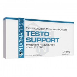 Pharma First Testo Support 108 Caps