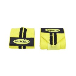 MuscKit® Musckit Stripes Wrist Wraps - Pair (2)