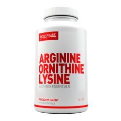 Bodyraise Arginine Ornithine Lysine 100 Caps
