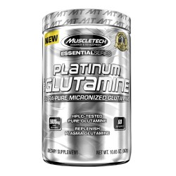 Muscletech Platinum 100% Pure Glutamine 300 g