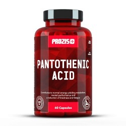 Prozis Pantothenic Acid Vitamin B5 500 mg 60 Caps