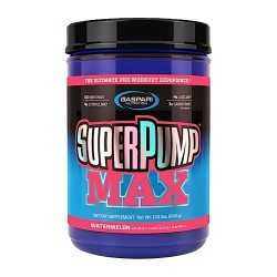 Gaspari Nutrition SuperPump MAX 1.41 lbs (640 g)