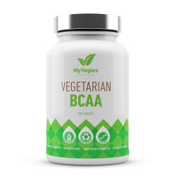 Vegetarian BCAA 200 Tabs