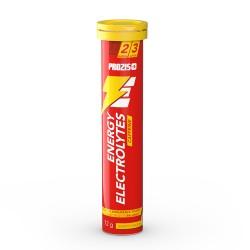 Prozis Energy Electrolytes + Caffeine 20 Effervescent Tabs