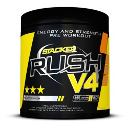 Stacker RUSH V4 60 Servings