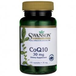 Swanson Premium CoQ10 30 mg - 120 Caps
