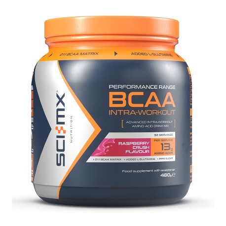 SCI-MX Nutrition BCAA Intra Hardcore 480 g - 32 Servings
