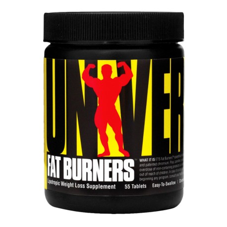 Universal Fat Burners 55 ETS Tabs
