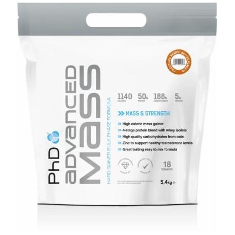 Optimum Nutrition Serious Mass 12 lbs (5443 g)
