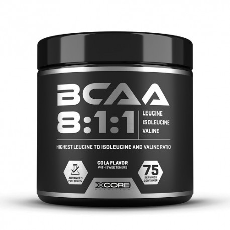 Xcore BCAA 8:1:1 SS 300 g