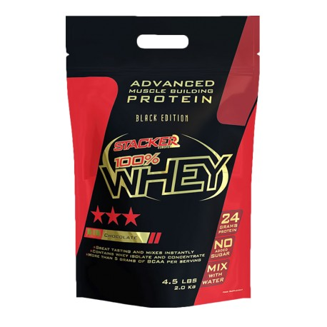 Stacker2 Europe 100% Whey 4.5 Lbs (2041 g)