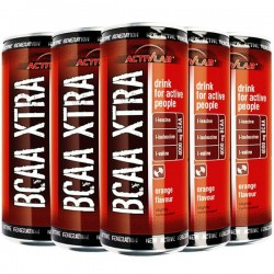 BCAA Xtra Drink Orange - 24 x 250 ml