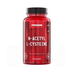 Okygen Sports NAC - N-Acetyl L-Cysteine - 60 Caps