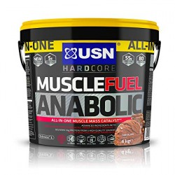 USN Muscle Fuel Anabolic 4 Kgs