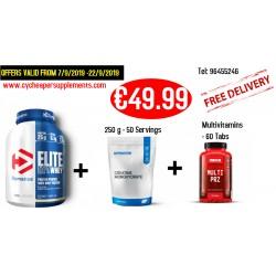 Dymatize Elite Whey Protein 10 lbs (4535g)