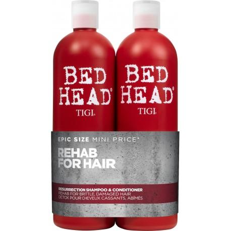 TIGI Bed Head Urban Antidotes Re-Energize Shampoo & Conditioner Tween Duo 2 x 750ml