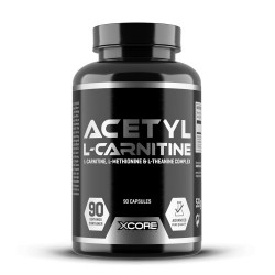 Xcore Acetyl L-Carnitine 90 Caps