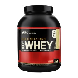 Optimum Nutrition 100% Whey Gold Standard 5 lbs (2273 g)