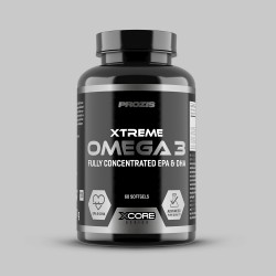 Xcore Omega 3 Xtreme EPA SS 60 softgels