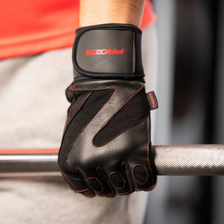 Prozis Advanced Wrist Protection Gel Grip Gloves