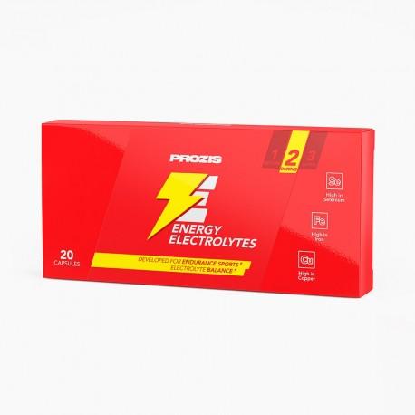 Prozis Energy Electrolytes 60 Caps