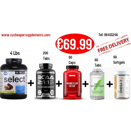 Pes Select Protein 4lbs