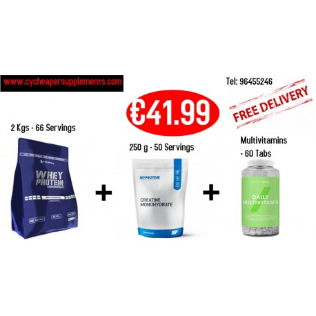 FitWhey Whey Protein 100 Concentrate - 2000 g