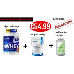 USN 100% Whey Protein Premium 5lbs