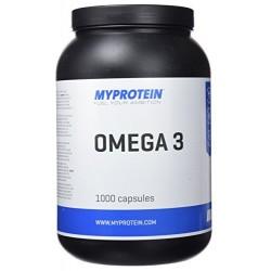 MyProtein Omega 3 1000 Softgels