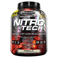 Muscletech Nitro-Tech Performance Series 4lb (1814g)