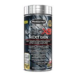 Muscletech naNOx9 Next Gen 120 Caps