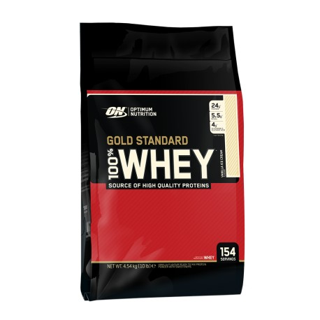 Optimum Nutrition 100% Whey Gold Standard 10 lbs (4535 g)