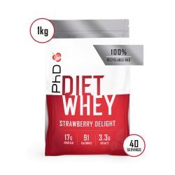 PhD Diet Whey 2000 g - 80 Servings