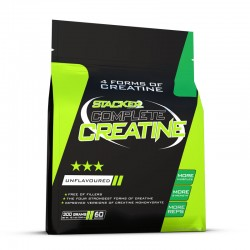 Stacker Complete Creatine 300 g - 60Servings