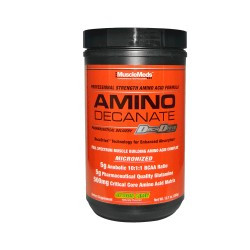 MuscleMeds AMINO Decanate 12.7oz (360g)