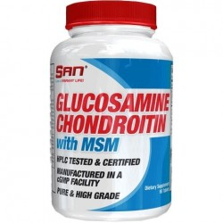 SAN Glucosamine Chondroitin with MSM 90 tabs