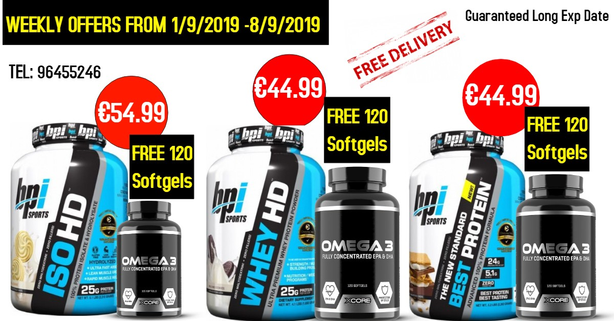 Top 10 Whey Protein 2020.Cyprus Cheapest Supplements Cy Cheaper Supplements
